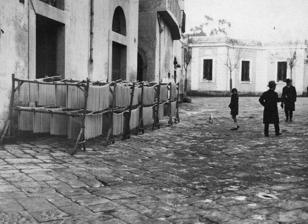 Сицилия. Макаронная фабрика (6)