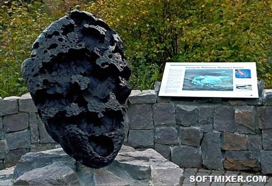 История украденного метеорита (9)
