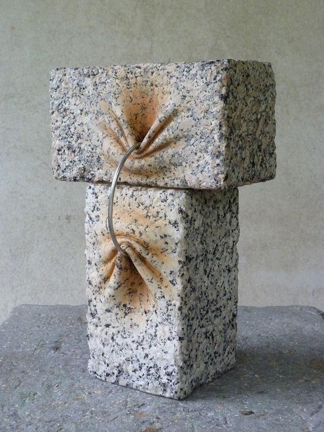 Креативные скульптуры из камня (5)