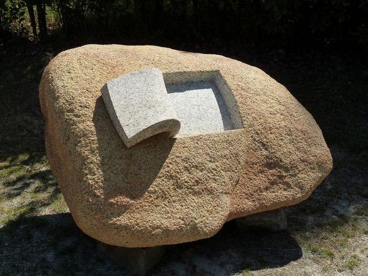 Креативные скульптуры из камня (7)