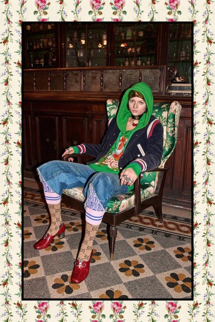 Коллекция Осень-Зима 2017-2018 от Gucci (7)