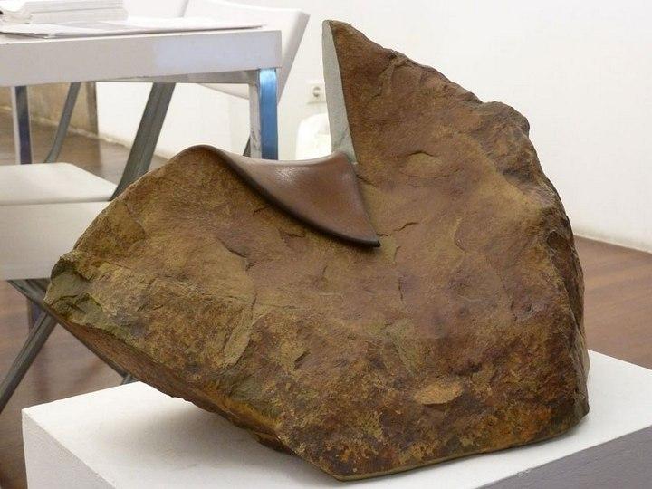 Креативные скульптуры из камня (9)