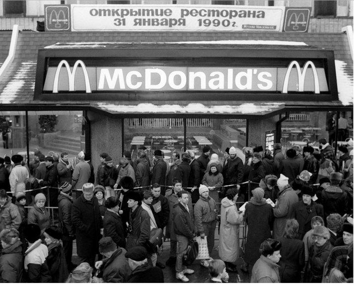 Лица советской эпохи. Очередь (10)
