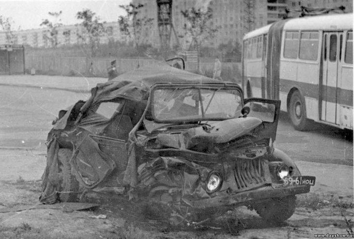 Аварии в СССР (20)