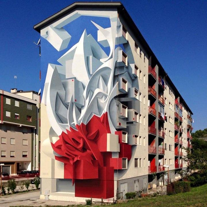 Вот это я понимаю — граффити