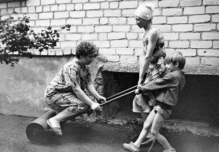 Советские фотографии из архива журнала «Огонек» (2)