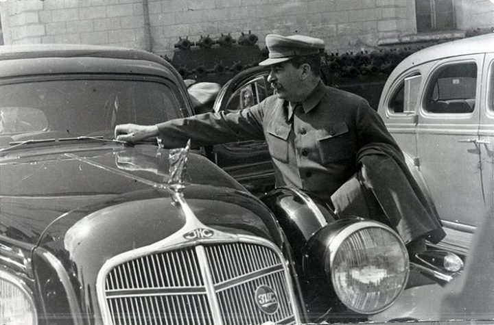 ЗИС-115 Восстановление автомобиля Сталина (8)