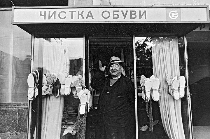 Советские фотографии из архива журнала «Огонек» (9)