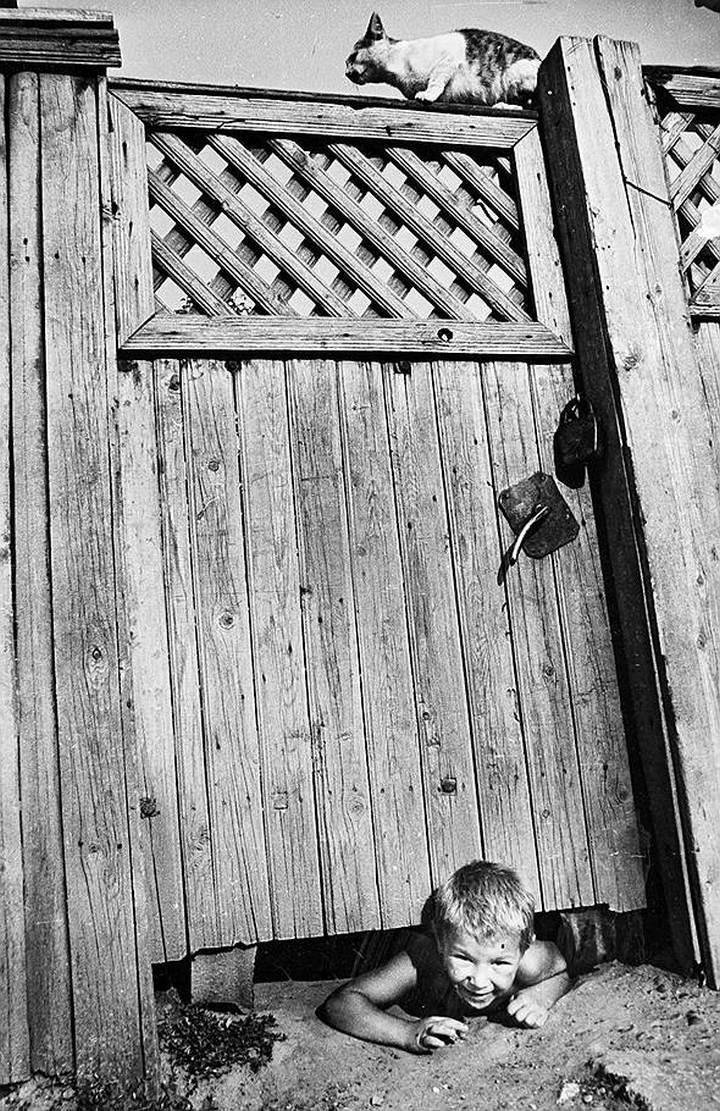 Советские фотографии из архива журнала «Огонек» (22)