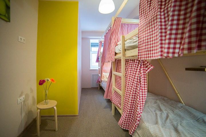 Хостел в котором комфортно и удобно (1)