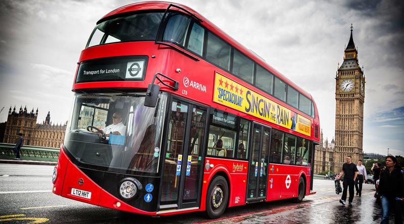 В Лондоне исчез многолетний символ города (13)