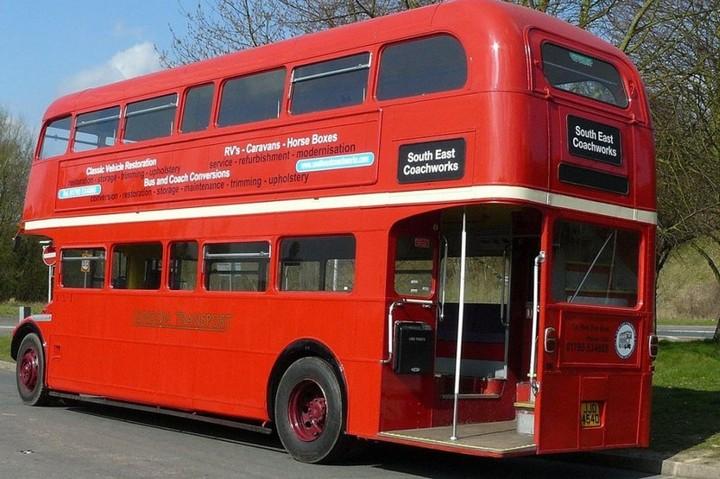 В Лондоне исчез многолетний символ города (2)