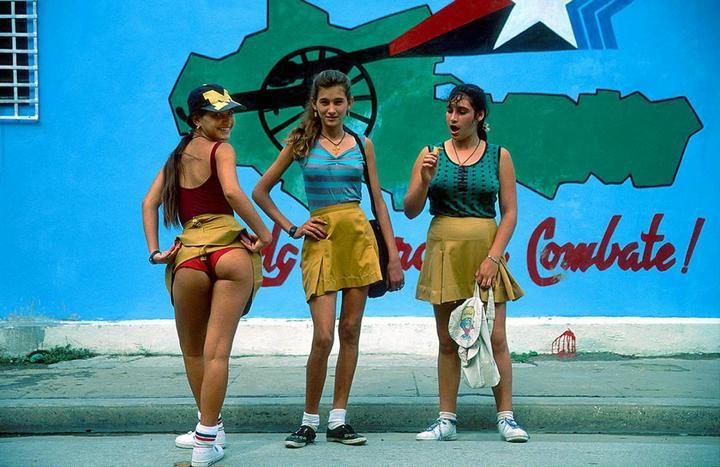 Вы находитесь на Кубе, если... (1)