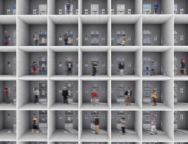 Французские архитекторы разработали проект тюрьмы-корабля (2)