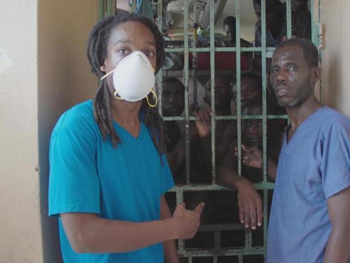 Тюрьма в столице Гаити Порт-о-Пренсе (3)