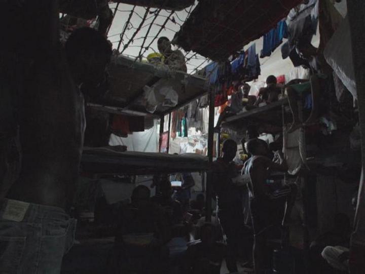 Тюрьма в столице Гаити Порт-о-Пренсе (5)