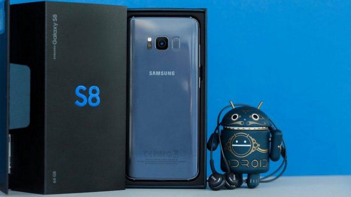 Компания с Samsung Galaxy S8 преподносит новые решения (2)