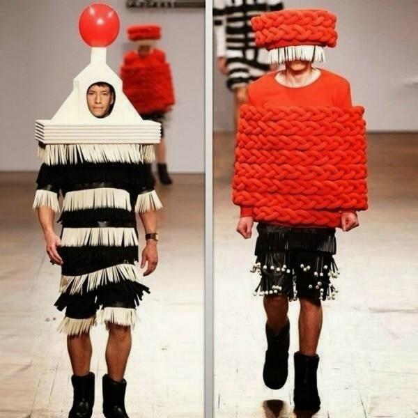 Что будет модно этим летом. Модельеры продолжают глумиться (1)