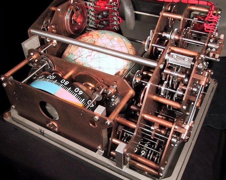 Навигационное оборудование космического корабля Восход… (4 фото)