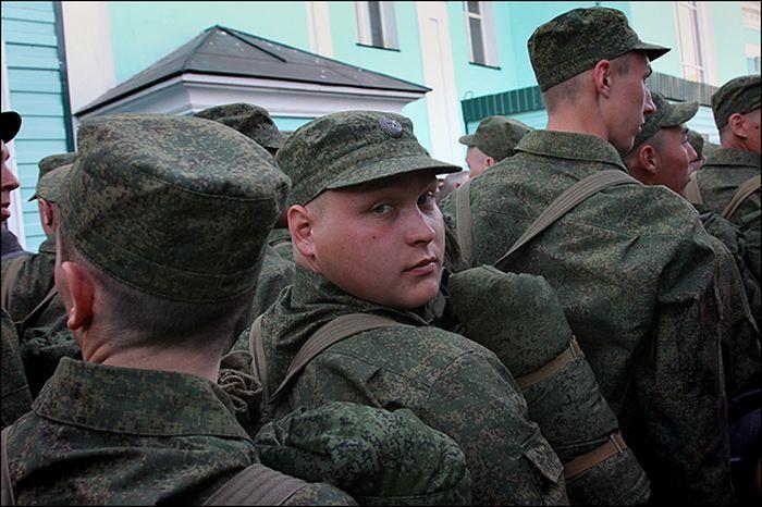 Деревенские проводы в армию… (23 фото)