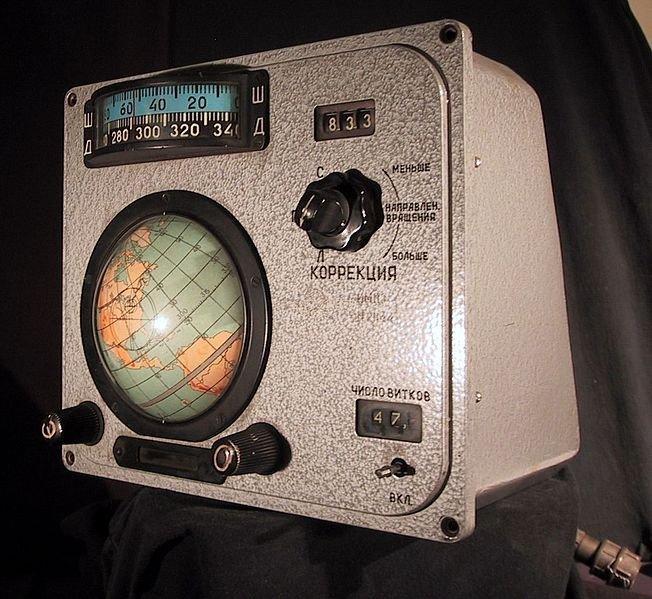 Навигационное оборудование космического корабля Восход (3)