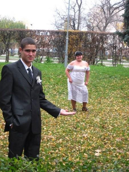 Свадебные ужасы на ладошке (1)