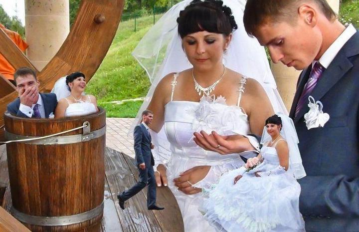 Свадебные ужасы на ладошке (11)