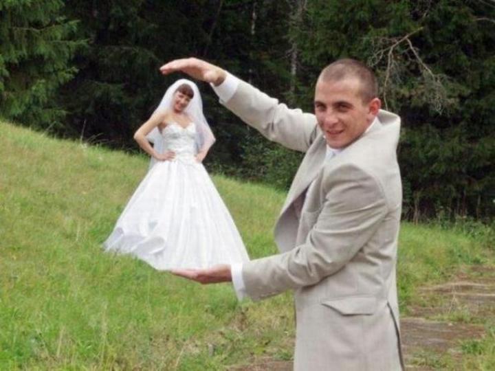 Свадебные ужасы на ладошке (4)