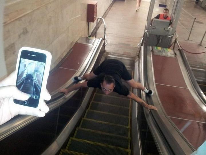 Подсмотрено в метрополитене (6)