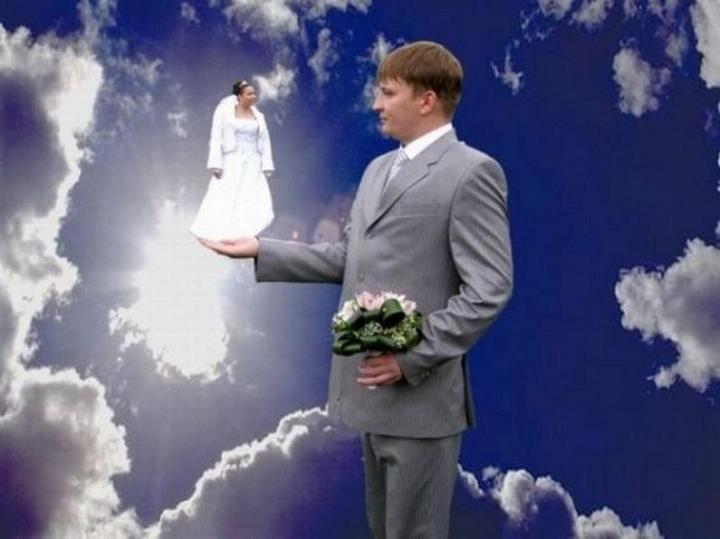 Свадебные ужасы на ладошке (8)