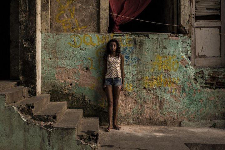 Мрачные трущобы Рио-де-Жанейро (22)
