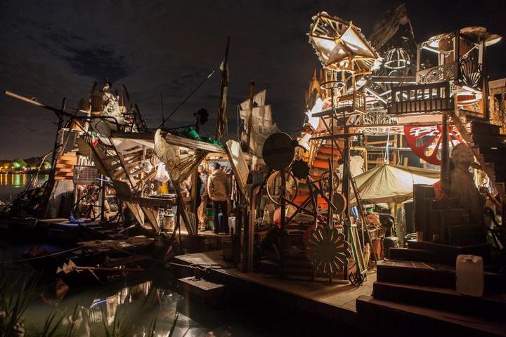 Плавучие города Серениссимы (2)