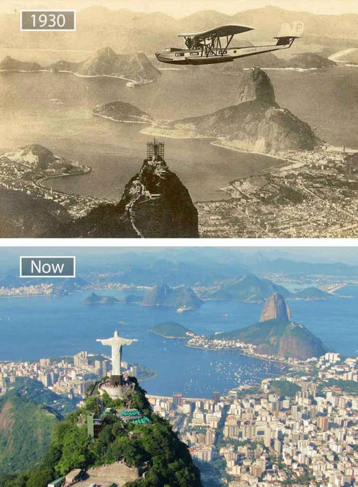 Самые перенаселенные города: в прошлом и сейчас (2)