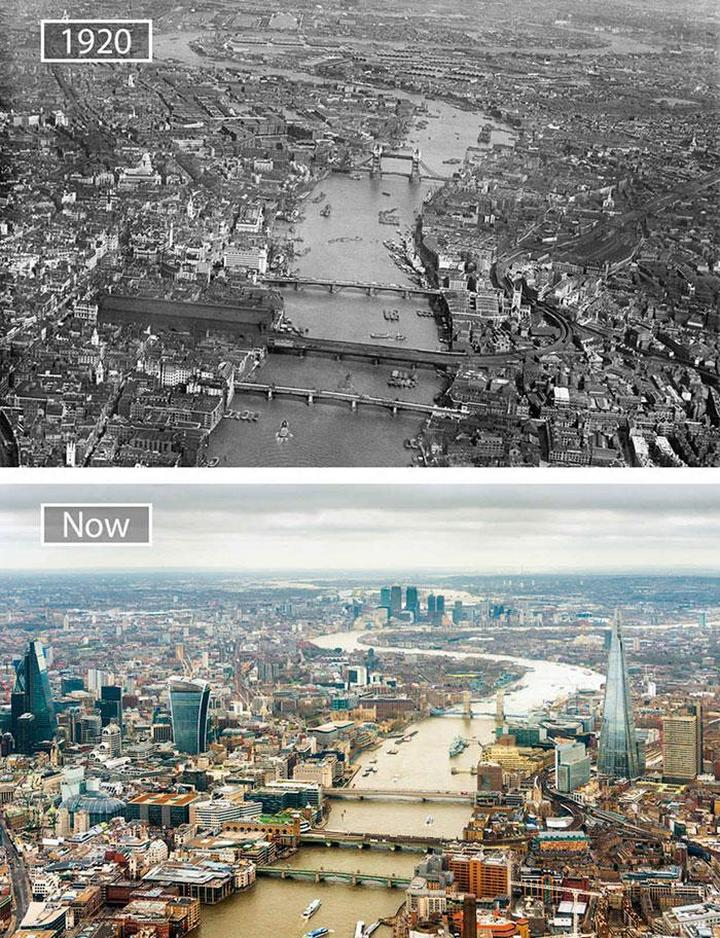 Самые перенаселенные города: в прошлом и сейчас (8)