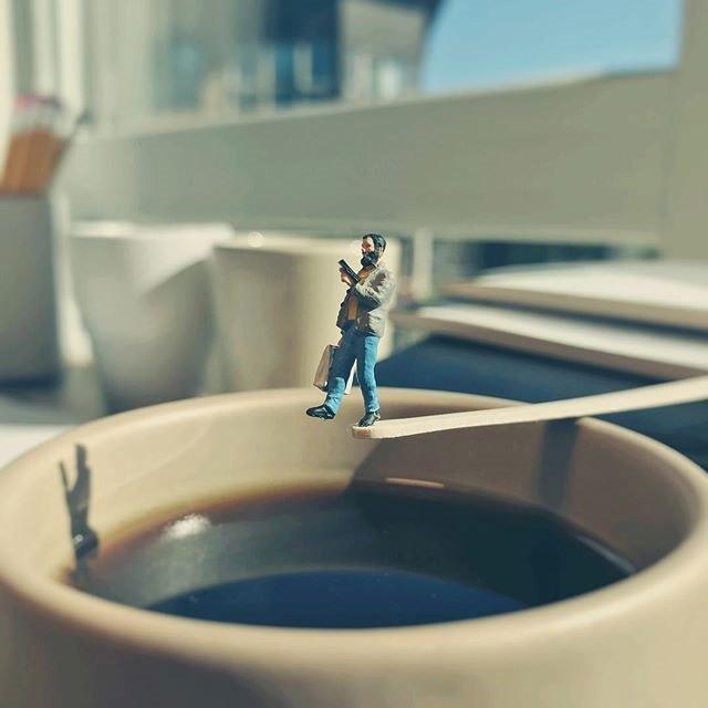 Удивительные миниатюры Деррика Лина (8)