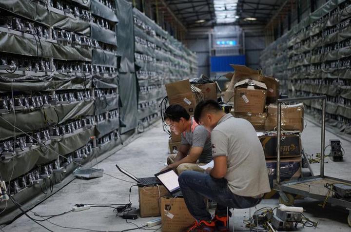 Майнерам криптовалют требуется всё больше и больше электроэнергии (2)