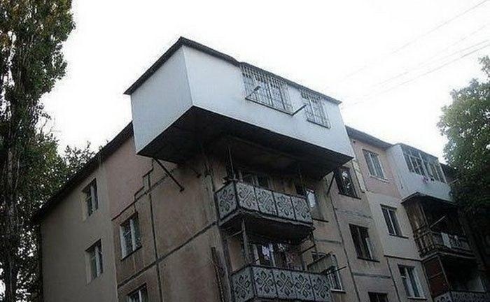 Балкон в России как объект для творчества и креативных идей (22)