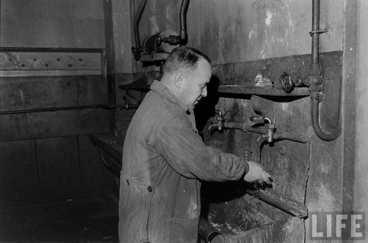 Жизнь рабочего в СССР 50-х (11)