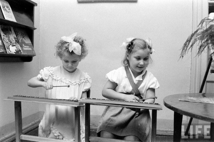 Советский детский сад образца 1960-го года (11)