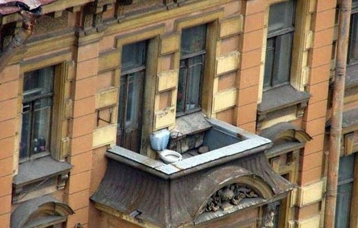Балкон в России как объект для творчества и креативных идей (11)