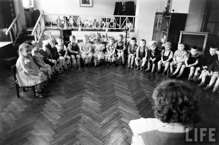 Советский детский сад образца 1960-го года (12)