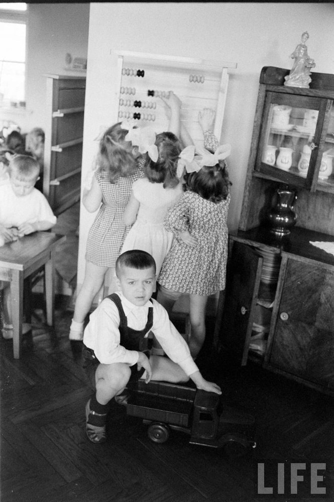 Советский детский сад образца 1960-го года (18)