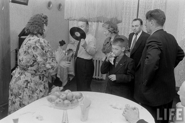 Жизнь рабочего в СССР 50-х (19)