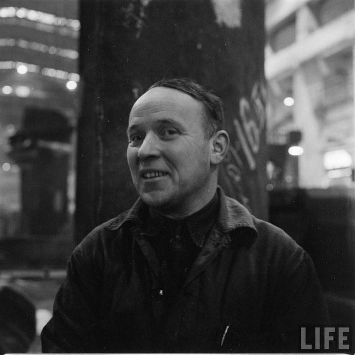 Жизнь рабочего в СССР 50-х (2)