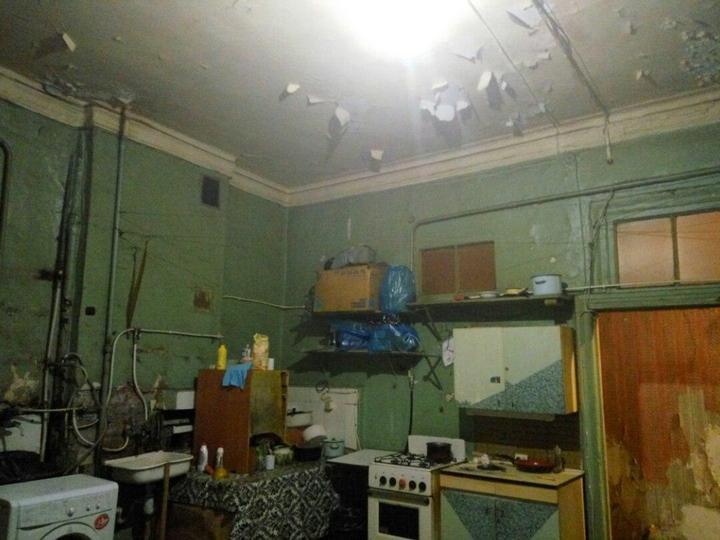 Гляньте какую квартиру в Питере сдают (2)
