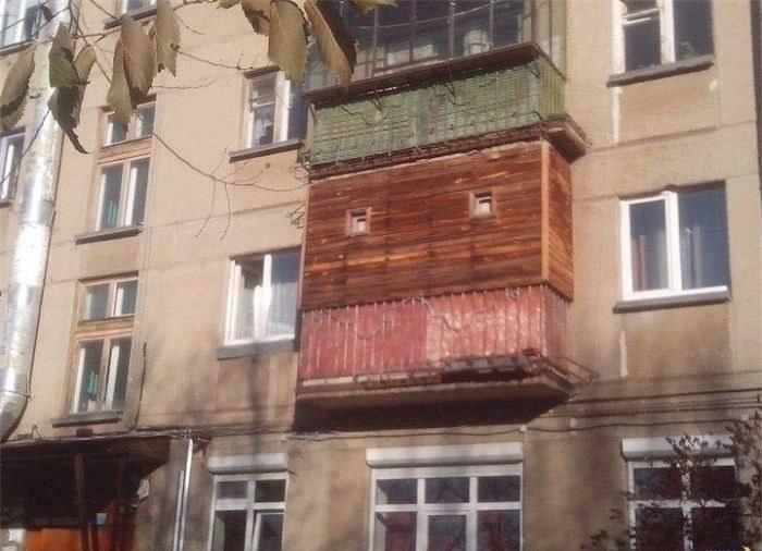 Балкон в России как объект для творчества и креативных идей (1)