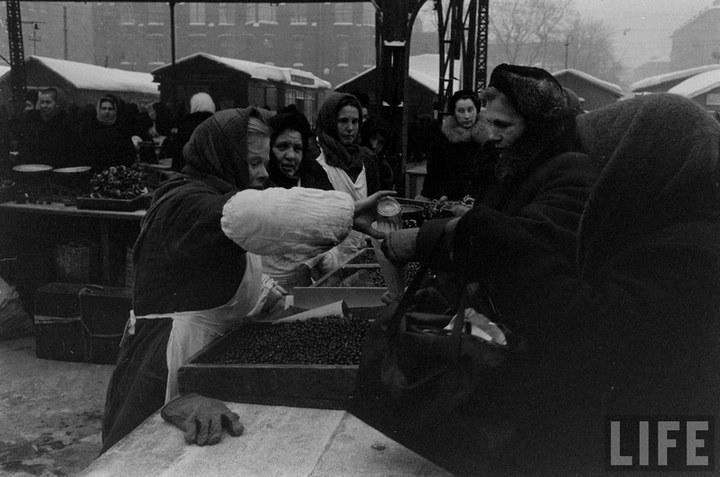 Жизнь рабочего в СССР 50-х (23)