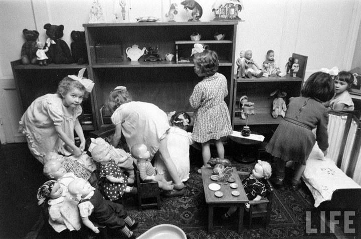 Советский детский сад образца 1960-го года (24)