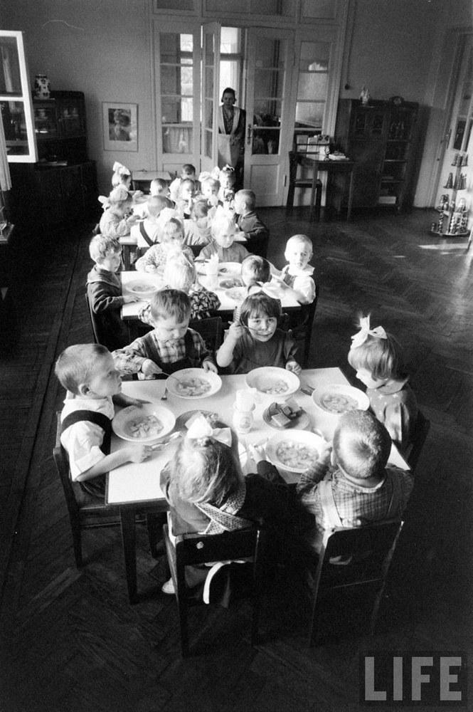 Советский детский сад образца 1960-го года (25)
