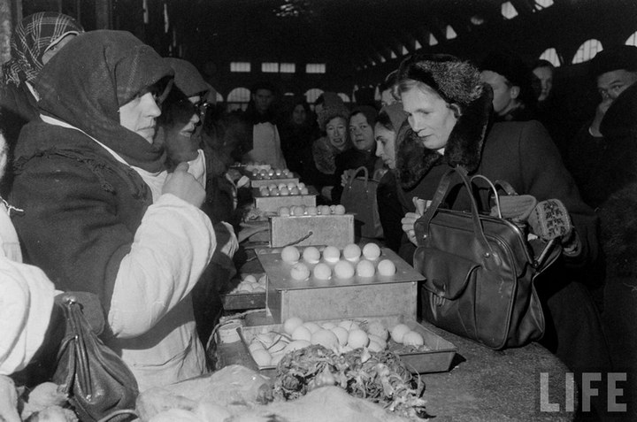 Жизнь рабочего в СССР 50-х (31)